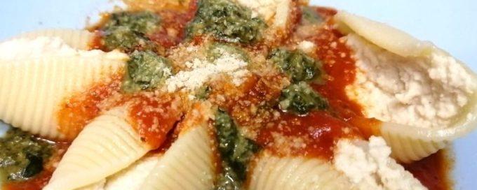 Ricotta pasta