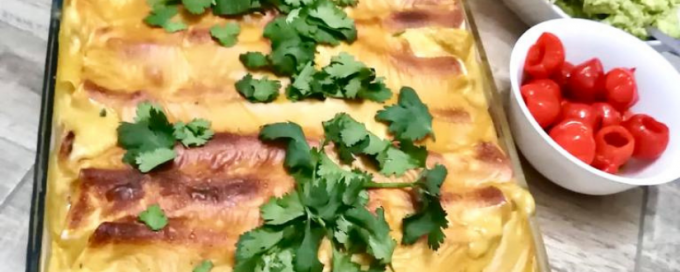 Irenes Enchiladas Recipe